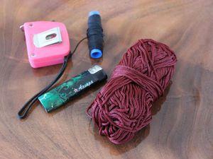 Макраме: 8 этапов подготовки к плетению. Ярмарка Мастеров - ручная работа, handmade.