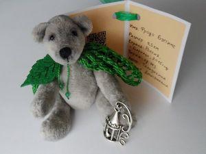 Как сделать паспорт для мишки Тедди из доступных материалов. Ярмарка Мастеров - ручная работа, handmade.
