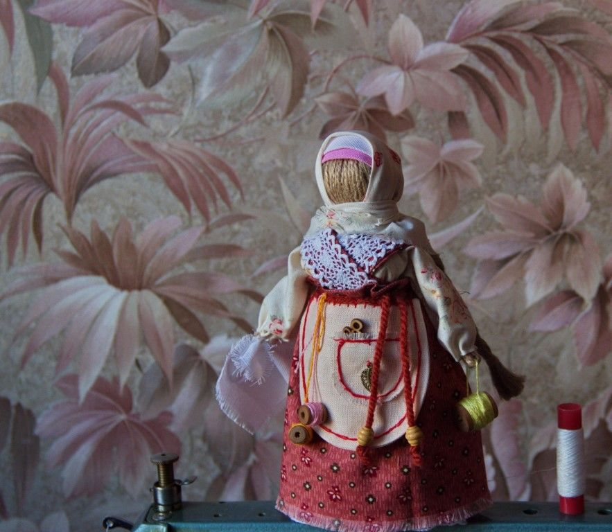 Покровительницы рукоделия