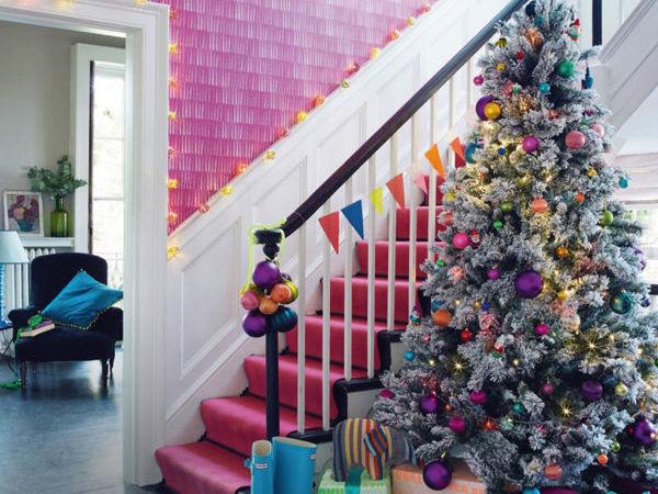 Небанальные идеи декора в новогоднем интерьере | Ярмарка Мастеров - ручная работа, handmade