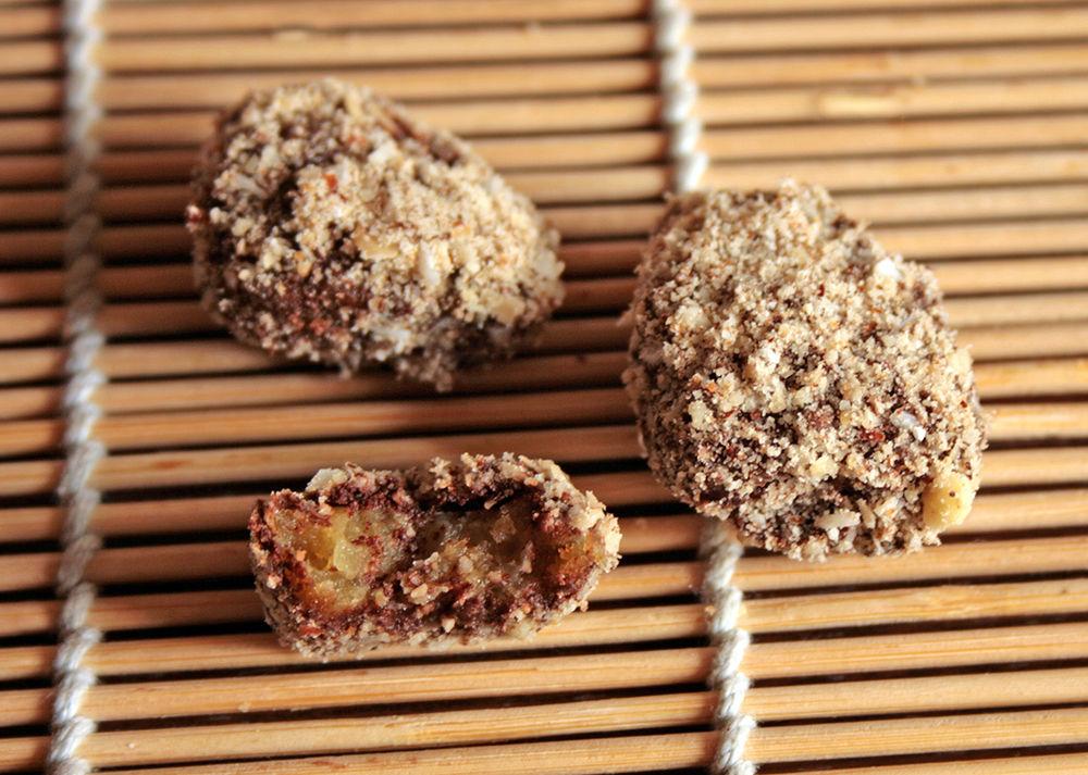 яблочные конфеты рецепт