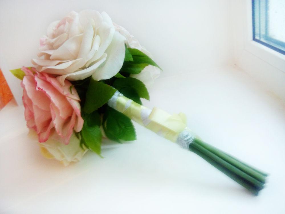 свадьба, свадебные аксессуары, искусственные цветы