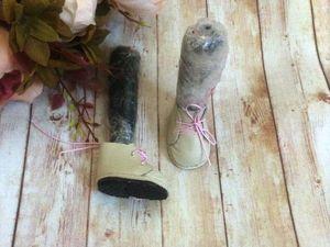 Как быстро сделать колодку для обуви. Ярмарка Мастеров - ручная работа, handmade.