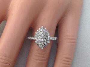 Аукцион!!!! Спешите!!! Кольцо с бриллиантами 0.75 карат!!!!. Ярмарка Мастеров - ручная работа, handmade.