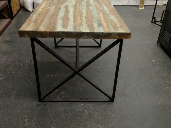 Стол в стиле лофт. LOFT стол. | Ярмарка Мастеров - ручная работа, handmade