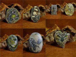 Роспись на камнях - новинки во втором магазине!. Ярмарка Мастеров - ручная работа, handmade.