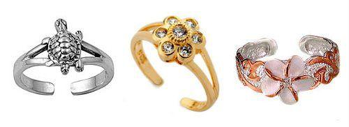 ножное кольцо