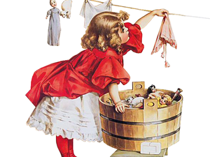 Как ухаживать за текстильными куклами? | Ярмарка Мастеров - ручная работа, handmade