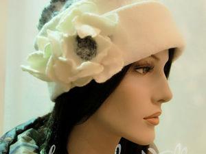 Козырьки и розы. Шапочки, шляпки, кепки, береты и ушанки.   Ярмарка Мастеров - ручная работа, handmade