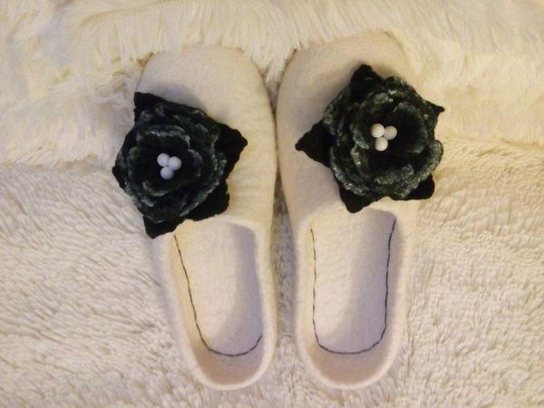 Валяная обувь-это интерестно   Ярмарка Мастеров - ручная работа, handmade