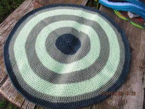 Распродажа ковриков со скидкой  50 % !!!. Ярмарка Мастеров - ручная работа, handmade.