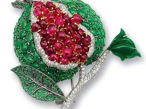 Тсаворит — очаровательная зелень граната. Ярмарка Мастеров - ручная работа, handmade.