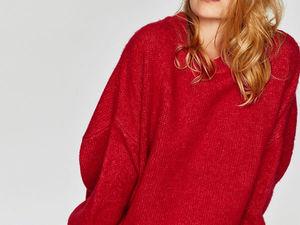 Knitted Pleasure from Spanish Designers: Winter 2017-2018. Livemaster - handmade
