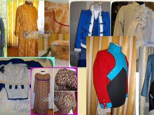 Реконструкция исторической одежды.. Ярмарка Мастеров - ручная работа, handmade.