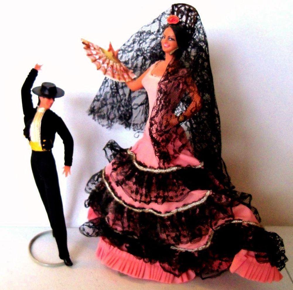 Чувственные куклы фламенко в образе Carmelita Geraghty, фото № 20