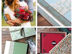 Свадебный фотоальбом | Ярмарка Мастеров - ручная работа, handmade