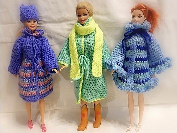 Одежда для кукол   Ярмарка Мастеров - ручная работа, handmade