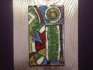 Создание горячей перегородчатой эмали в картинках. Ярмарка Мастеров - ручная работа, handmade.