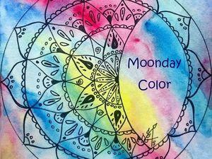 Почему Moonday_color? | Ярмарка Мастеров - ручная работа, handmade