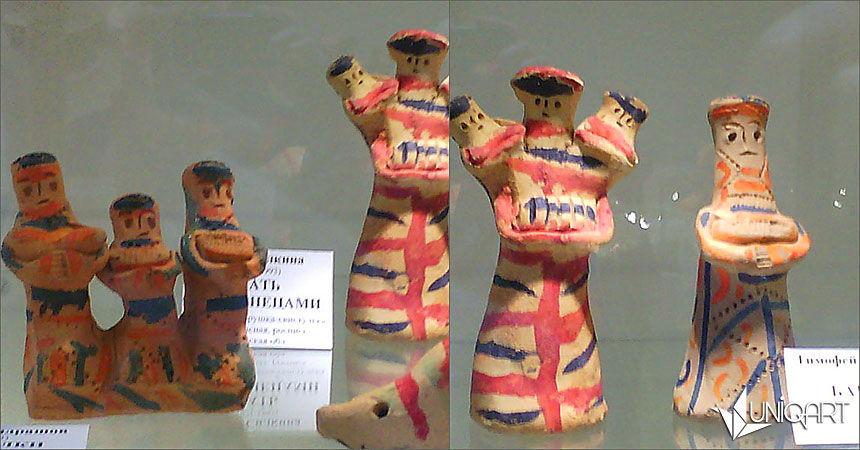керамика, скульптуры, ручная роспись, выставка, народное творчество