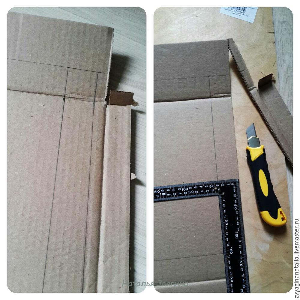 упаковка подарка, делаем упаковку