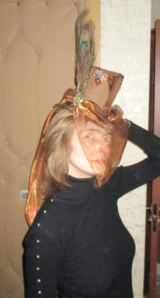 Стимпанк цилиндр, фото № 2