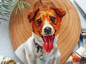 5 советов, как нарисовать портрет животного.. Ярмарка Мастеров - ручная работа, handmade.