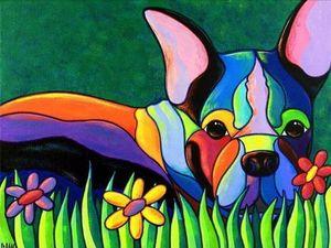 Вдохновляющие картинки для любителей лоскутной техники. Животные пэчворк. Ярмарка Мастеров - ручная работа, handmade.