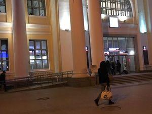 Шумел  вокзал, как праздничный базар. Подали  поезд на  второй перрон. Ярмарка Мастеров - ручная работа, handmade.