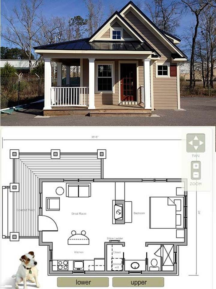 House in a Box:  <a href=