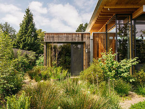 Зеленый оазис: дом из дерева. Ярмарка Мастеров - ручная работа, handmade.