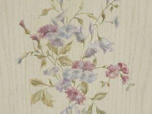 ИНТЕНСИВ Полевые цветы: клевер, ромашка, мак, василек