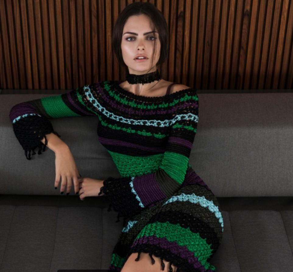 Вязаная мода по-бразильски,  или  Несколько историй о том,  почему дизайнерам нужно верить в себя, фото № 28