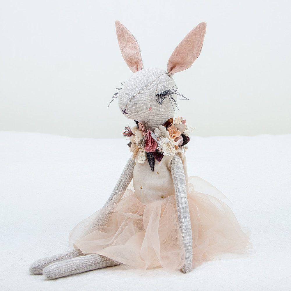 Игрушки в винтажном стиле от Lena Bekh — наслаждение для эстетов