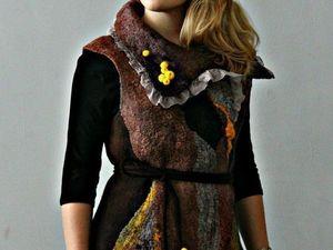 Фотоотчёт с четвертого занятия Курса по одежде Ирины Федотовой. Ярмарка Мастеров - ручная работа, handmade.