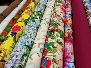 Оптовые цены на ткани 23, 24, 25.02.. Ярмарка Мастеров - ручная работа, handmade.