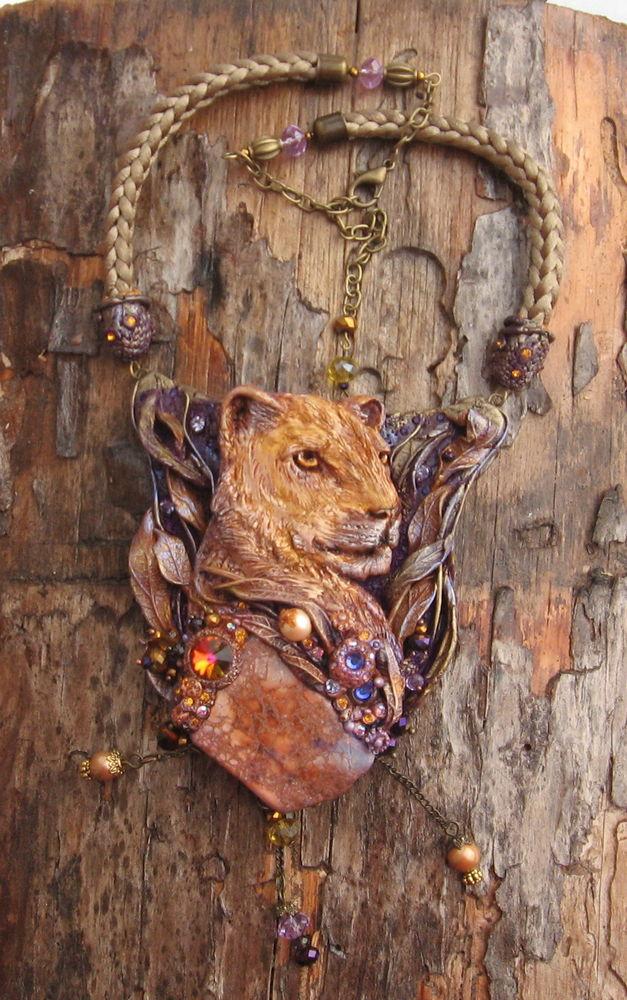 львица, подарок сильной женщине