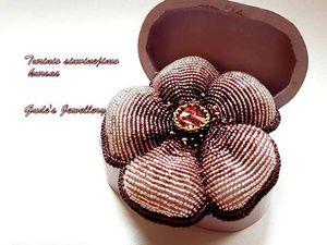 Полный курс по объёмной вышивке Он-Лайн   Ярмарка Мастеров - ручная работа, handmade
