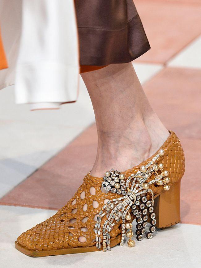 туфли, модный тренд