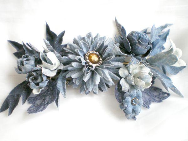 Обработка ткани для цветоделия | Ярмарка Мастеров - ручная работа, handmade