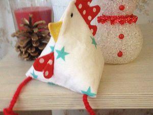 Шьем игрушку-подушку «Петушок». Ярмарка Мастеров - ручная работа, handmade.