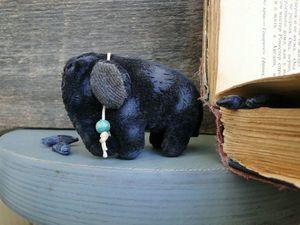 Хотьковский слоник. | Ярмарка Мастеров - ручная работа, handmade