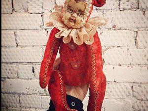 Навеяло прошлым веком.... Кукла Мира. | Ярмарка Мастеров - ручная работа, handmade