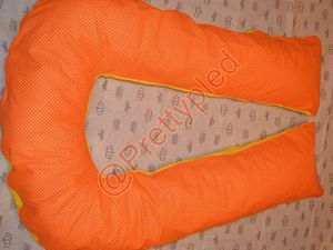 Шьем классическую подушку для беременных с чехлом. Ярмарка Мастеров - ручная работа, handmade.