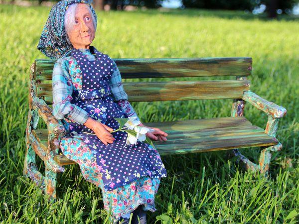Курс по изготовлению будуарной куклы