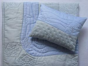 Скидки 25 % на детские одеяла и подушки!   Ярмарка Мастеров - ручная работа, handmade