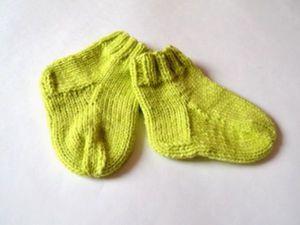 Учимся вязать носки: от снятия мерок до готовых носочков. Видеоурок. Ярмарка Мастеров - ручная работа, handmade.