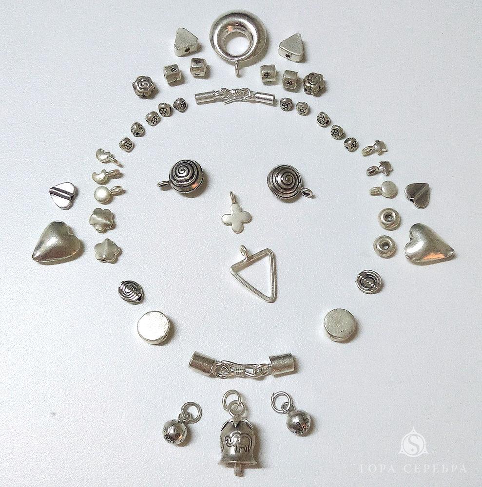 серебряные швензы