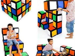 Кубик Рубика вдохновляет на творчество. Ярмарка Мастеров - ручная работа, handmade.