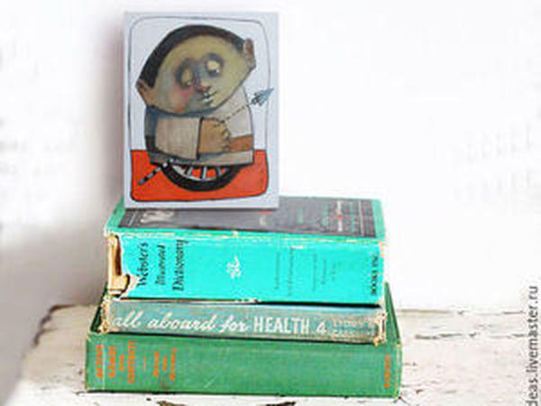 Лотерея в помощь художнику Гору (на его картину) + Копилочка (тема №4)   Ярмарка Мастеров - ручная работа, handmade
